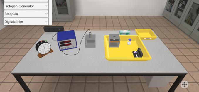 Virtuelle Reality Experimente